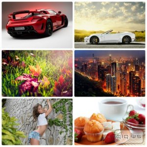 160 Beautiful Creative Wallpapers. Mix. №350