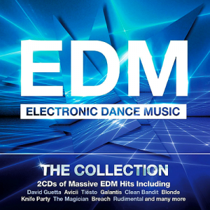 EDM Electronic Dance Music The Collection 2CD (2015)
