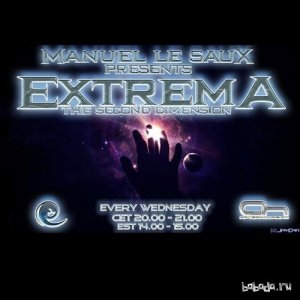 Extrema Radio Show Mixed By Manuel Le Saux Episode 419 (2015-09-02)