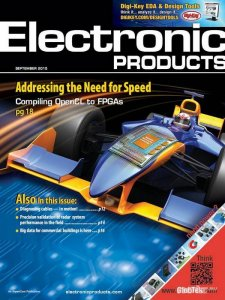 Electronic Products №9 (September 2015)