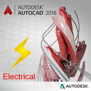 Autodesk AutoCAD Electrical 2016 (x86-x64) Eng+ Rus