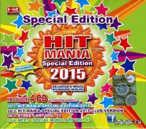 Hit Mania Special Edition 2015 (2015)