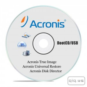 Acronis True Image 2016 19.0.6027 BootCD (2015|Rus|Multi)