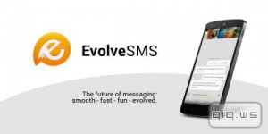EvolveSMS FULL v4.1.0 beta 2 [Rus/Android]