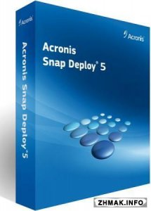 Acronis Snap Deploy 5.0.1656 Bootable ISO