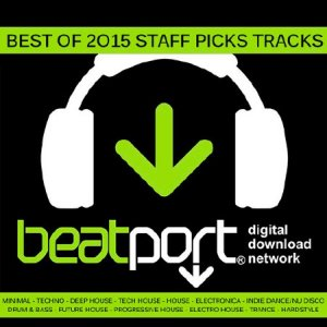 Best of Beatport 2015 Staff Picks Tracks (2015)