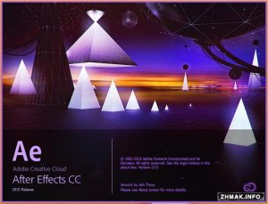 Adobe After Effects CC 2015 13.6.1
