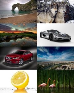 Wallpapers Mix №297