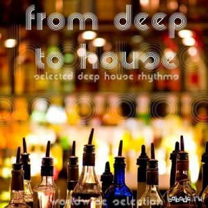From Deep to House: Selected Deep House Rhythms (2016)