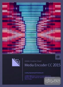 Adobe Media Encoder CC 2015 9.2.0.26 Update 4 by m0nkrus (ML/RUS)