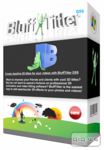 BluffTitler Pro 12.2.0.2 Final + Portable (2016/ML/RUS)
