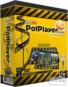 Daum PotPlayer 1.6.58402 Stable + Portable + SkinPack (2016//ML/RUS) by SamLab