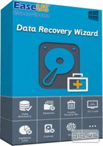 EaseUS Data Recovery Wizard 9.9.0 Professional / Technician / AdvancedPE RePack by D!akov (ML/RUS)