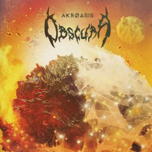 Obscura - Akroasis (2016)