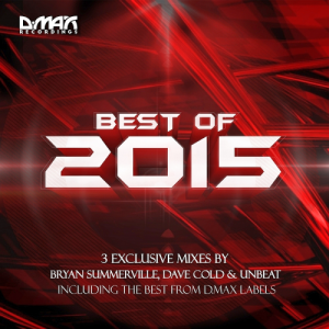 D.MAX Recordings Best of (2015)