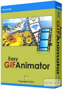 Easy GIF Animator 6.2.0.53 RePack & Portable by Trovel (ML/RUS)