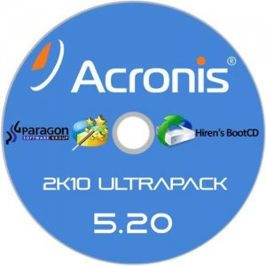 Acronis 2k10 UltraPack 5.20 (2016/RUS/ENG)