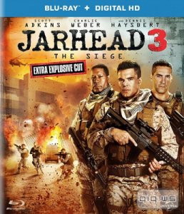 Jarhead 3: The Siege (2016/BDRip/1080p/720p/HDRip/1400Mb/700Mb) Лицензия!