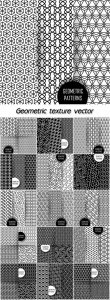 Geometric seamless texture vector