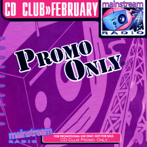 CD Club Promo Only February Part 1-2 (2016)