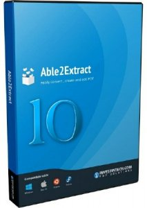 Able2Extract PDF Converter 10.0.6.0 Final