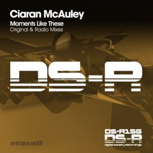 Ciaran Mcauley - Moments Like These (2016)