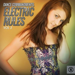 Dance Commandments Electric Rules, Vol. 3 (2016)