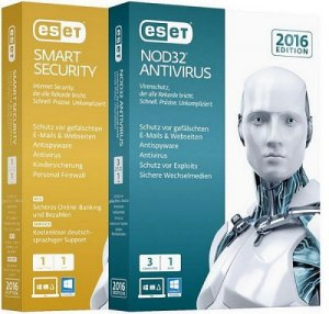 ESET Smart Security / NOD32 Antivirus 9.0.377.1 Final