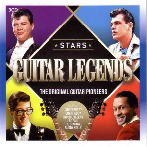 VA - Guitar Legends: The Original Guitar Pioneers [3CD] (2015) FLAC