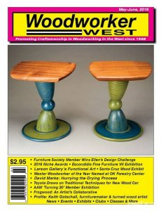 Woodworker West №3 (May-June 2016)
