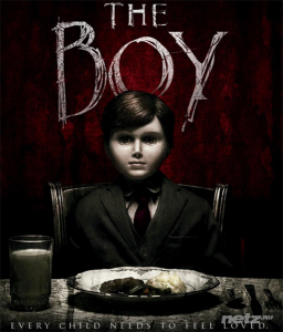 Кукла / The Boy (2016) WEB-DLRip/WEB-DL 1080p