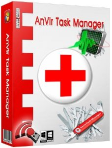 Anvir Task Manager 8.0.5 Final + Portable