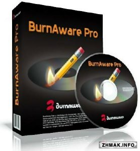 BurnAware Professional 9.1 Final DC 11.05.2016
