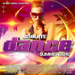 Absolute Dance Summer (2016)