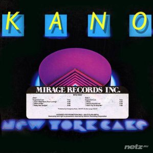 Kano - New York Cake (1981)FLAC/MP3