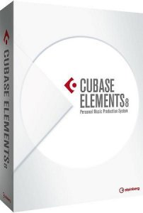 Steinberg Cubase Elements 8.0.40 + Rus (x64)