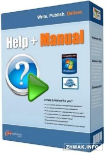 Help & Manual Professional 7.1.0 Build 3925